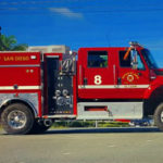 Heartland Fire and Rescue engine