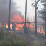 Home burns in Alpine
