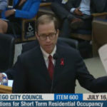 Matt Valenti at City Council