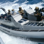Mine warfare training