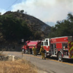Cal Fire crews