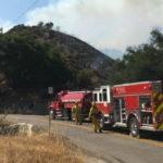 Cal Fire crews