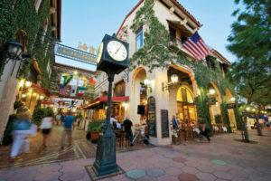Shopping in Santa Barbara