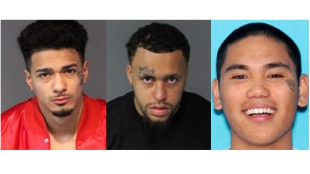 Suspects in Reno Killing