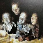 Painting by Yihong Zhou
