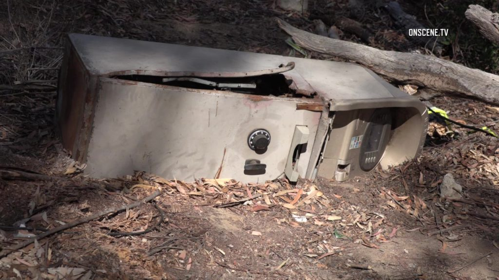 San Diego ATM recovered