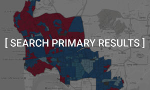 Click here to view updated 2018 primary election results in key San Diego County races.