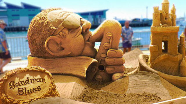 US Sand Sculpting Challenge