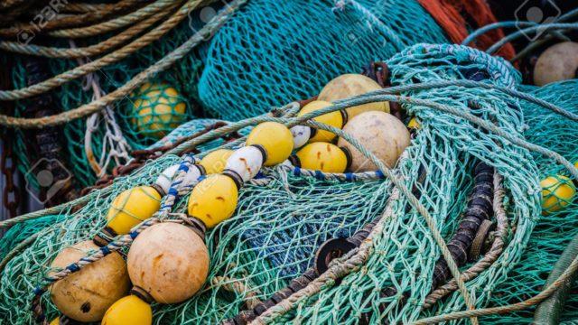 fishing nets