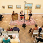 Art of Élan museum concert