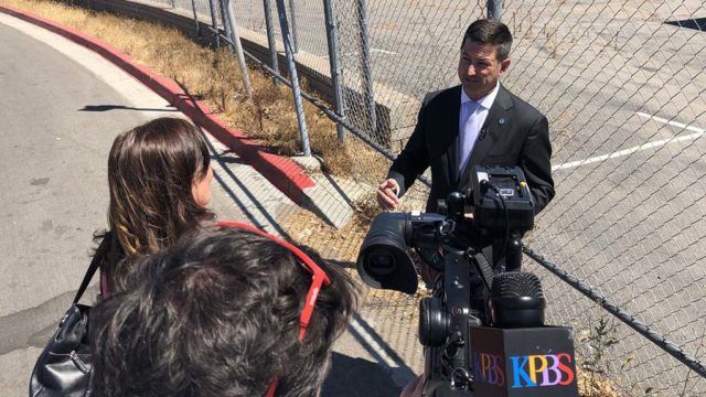 San Diego Councilman Chris Ward interviewed on recuperative care centers for the homeless.