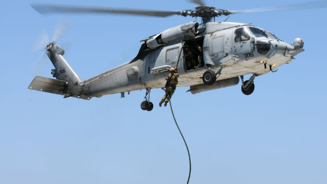 HH-60H helicopter