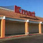 Shuttered Kmart store