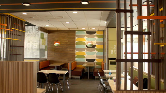 Mcdonald S Plans To Modernize 550 California Restaurants By