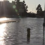 Midway District flooding