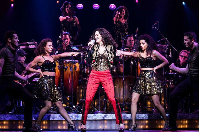 """Scene from """"On Your Feet"""""""