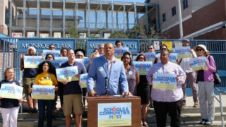 Backers of partial Proposition 13 repeal
