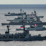 Warships assemble for RIMPAC exercise