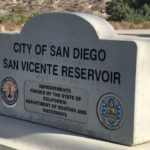 Entrance to San Vicente Reservoir