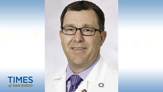 Dr. Joachim H. Ix, chief of the Division of Nephrology-Hypertension at UC San Diego School of Medicine.