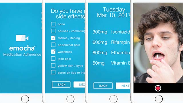 San Diego County is using the emocha app to make sure TB patients are taking their medicine