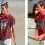 One of two teens suspected in Fashion Valley robbery Aug. 11.