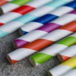 straws, paper straws