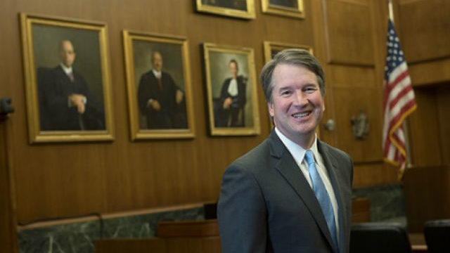 Judge BrettKavanaugh