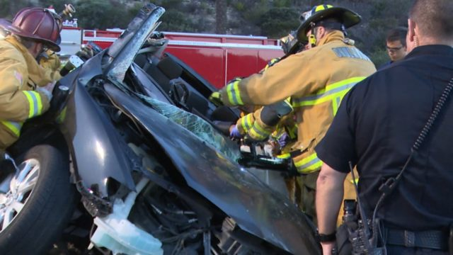 Chula Vista crash