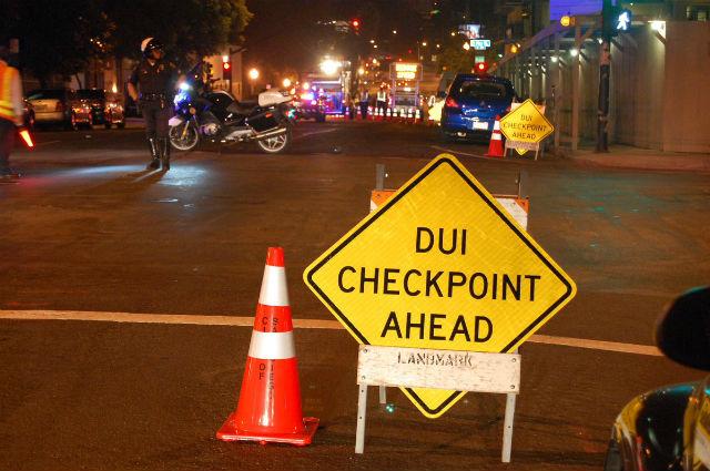 Σαν Ντιέγκο, η Αστυνομία ανακοινώνει το σάββατο το Βράδυ Μπλόκο ελέγχου