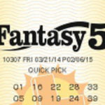 Fantasy 5- California lottery
