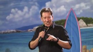 Gary Wolf, a San Diegan via South Africa, will perform at his debut World Comedy Jam in October.