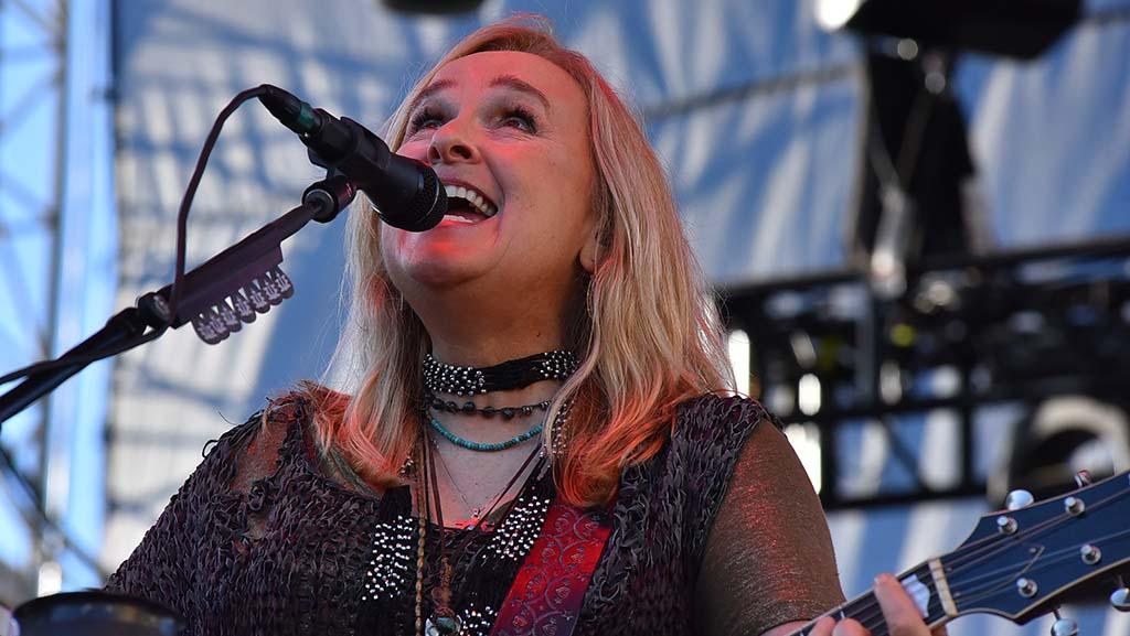 Melissa Etheridge performs at KAABOO Del Mar.
