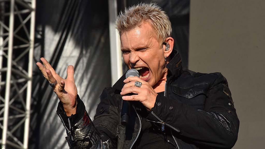 Bill Idol performs at KAABOO Del Mar.