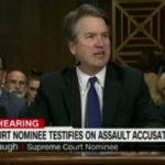 Judge Brett Kavanaugh on Thursday