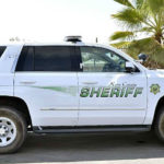 Kern County Sheriff's cruiser