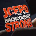 Slogan on T-shirts at LAFCO hearing on dissolution of the Julian-Cuyamaca Fire Protection District.