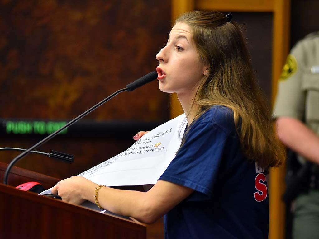 "Julian fire board candidate Evelina ""Eva"" Hatch displayed a Facebook post she said indicated a Cal Fire staffer's dismissive attitude."