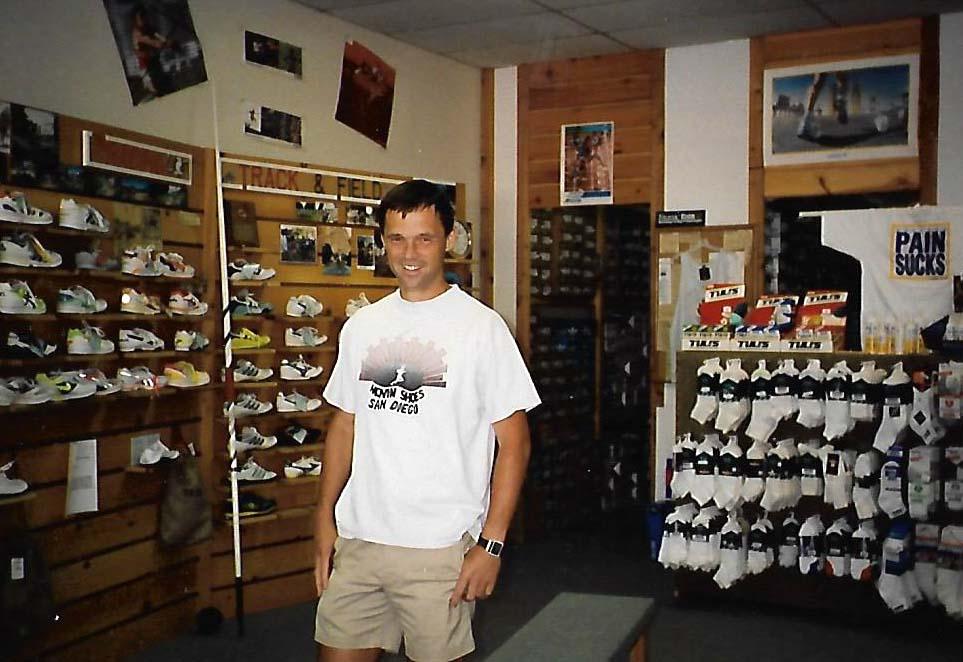 c4003381c04 Rick Vandertie at La Mesa store shortly after opening around 1987.