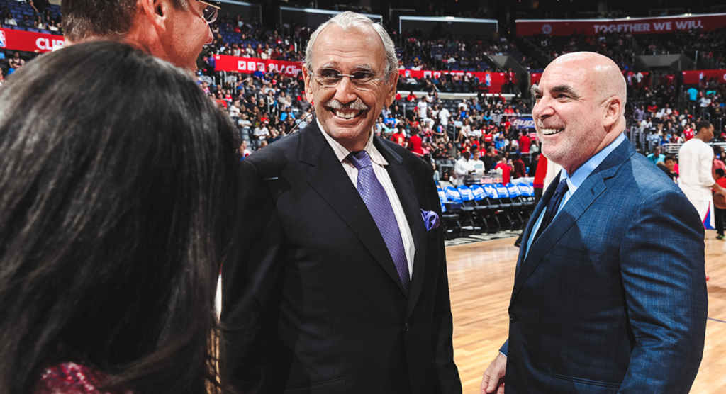 Ralph Lawler-Clippers