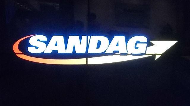 SANDAG logo