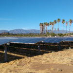 Solar facility in Valley Center