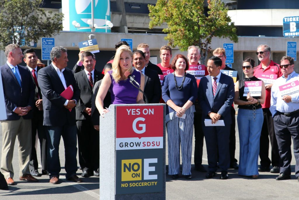 Yes on G Campaign