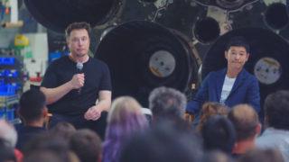 Yusaku Maezawa - Elon Musk