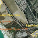 Original plans for Camp Pendleton desalination plant.