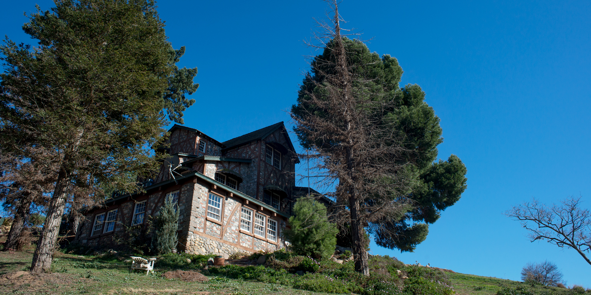 A residence at the ranch