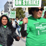 AFSCME 3299 pickets