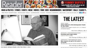Online readers of the San Diego Reader knew Don Bauder as the reporter who answered back.