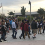 8th grade students tour Carlsbad High School