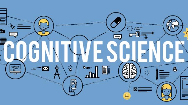Cognitive science illustration